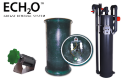 ECH2O Grease Removal System