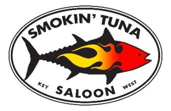 smokin tuna saloon logo