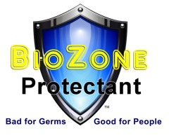 Bio Zone Protectant and disinfection
