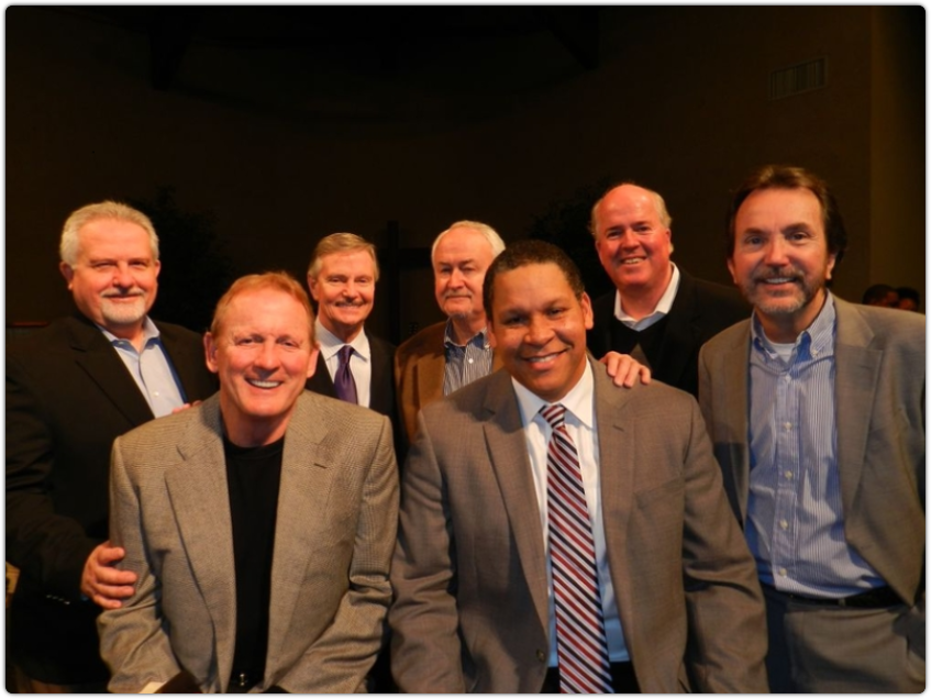 Evangelists & Elders