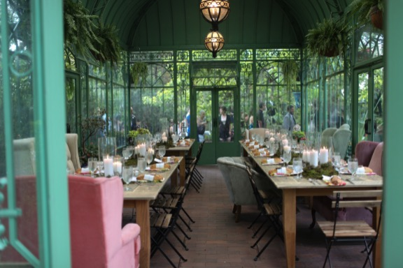 We Were Overjoyed When Jen + Jeff Told Us They Wanted To Have Their Wedding  In The Woodland Mosaic In The Botanic Gardens. This Sweet Little Green  House Has ...