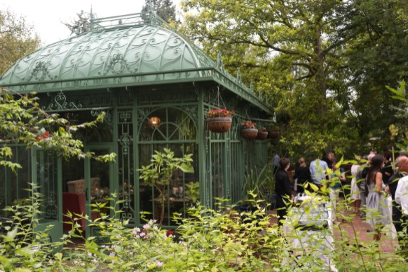 Tangerine Room Events And Decor   Jen + Jeff   Denver Wedding, Denver  Botanic Gardens