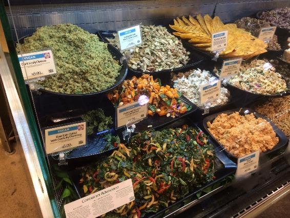 Best prepared food whole foods food ideas for Food bar whole foods