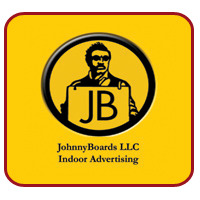Johnnyboards Indoor Advertising