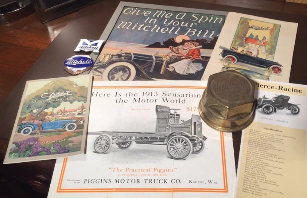 Preservation Racine - Automobile