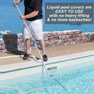 liquid pool covers are easy to use