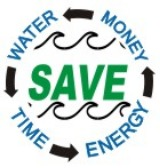 Save Water, Money, Energy and Time with liquid pool covers