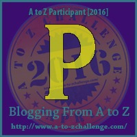 P is for Proof - A to Z Blogging Challenges
