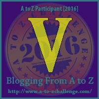 Vapor Retardants - A to Z Blogging Challenge