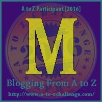 Moisture - A to Z Blogging Challenge