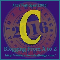 C is for Chloramines - A to Z Blogging Challenge