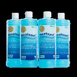 Heatsavr liquid solar pool cover 32 oz manual dosage bottle
