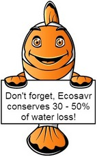 Ecosavr conserves water