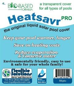 Heatsavr Pro Label