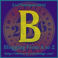 B is for Backwashing - A to Z Blogging Challenge
