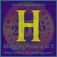 H is for Heat Loss - A to Z Blogging Challenge