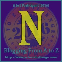 N is for Natatorium - A to Z Blogging Challenge