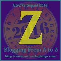 Zebras - A to Z Blogging Challenge