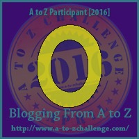 O is for Opening Season - A to Z Blogging Challenge