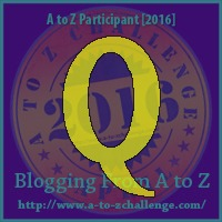 Quality Control - A to Z Blogging Challenge