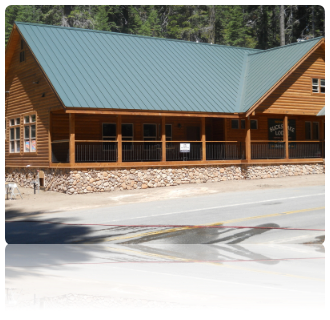 Bucks Lake Lodge - Home
