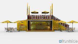 XXXX GOLD Container Bar