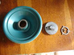 Gimbels Sewing Machine balance wheel