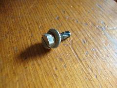 Gimbels Sewing Machine motor bolt