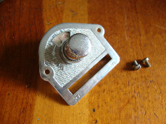 Gimbels Sewing Machine stitch length dial