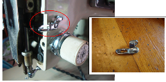 Sears Kenmore 1303 Sewing Machine Thread Guide