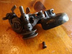 Singer 15K Sewing Machine Bobbin Winder Assembly