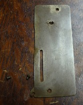 Domestic Vibrator Sewing Machine Presser Bar Plate