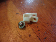 Brother Riviera 1681 Lower Wire Guide