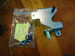 Singer 4423 Sewing Machine Bobbin winder bracket