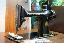 1928 Singer 101-3 Sewing Machine