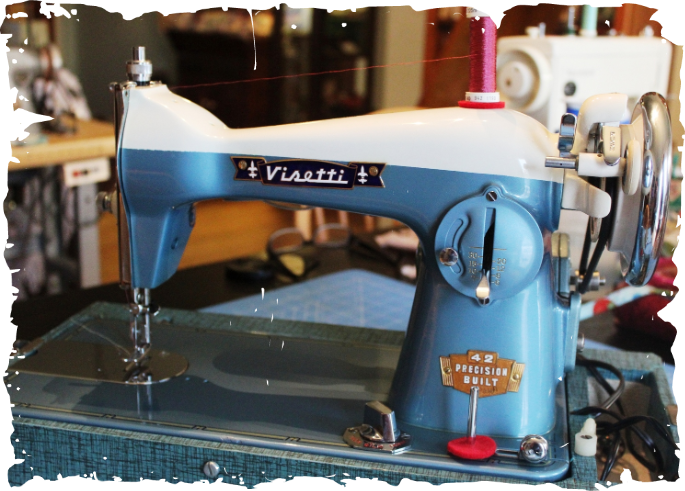 Visetti 42 Precision Built Sewing Machine