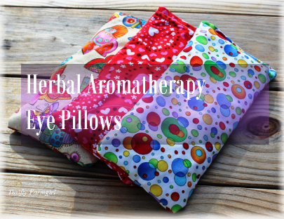 Lavender Aromatherapy Eye Pillows