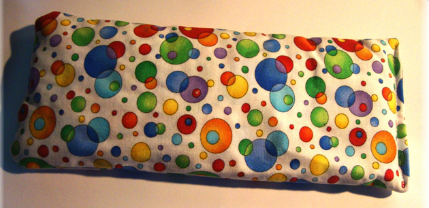 Bubbles Herbal Eye Pillow