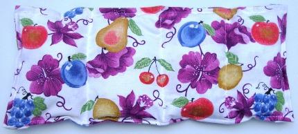 Flowers & Fruit Rice heat pad
