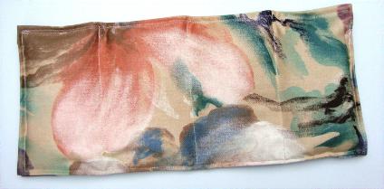Floral Splash Rice heat pad