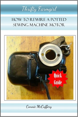How to Rewire  a Potted Motor Quick Guide
