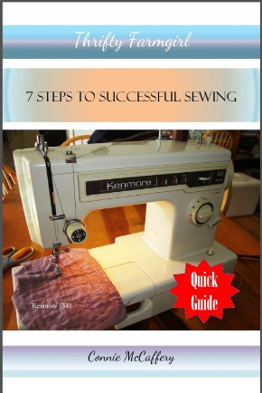 7 STeps to Successful Sewing Quick Guide