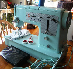 Singer 348 Style Mate Sewing Machine