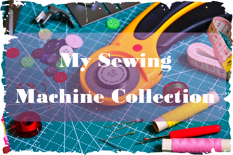 The Thrifty Farmgirls Personal Sewing Machine Collection