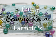 The Thrifty Farmgirls Sewing Room