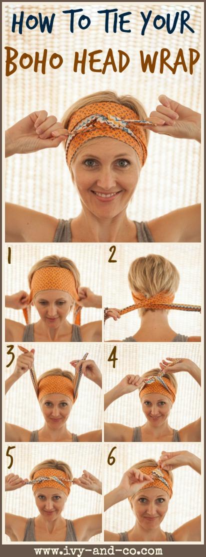 boho, head wrap, turban, head band, bohemian, hair accessories, how to wear