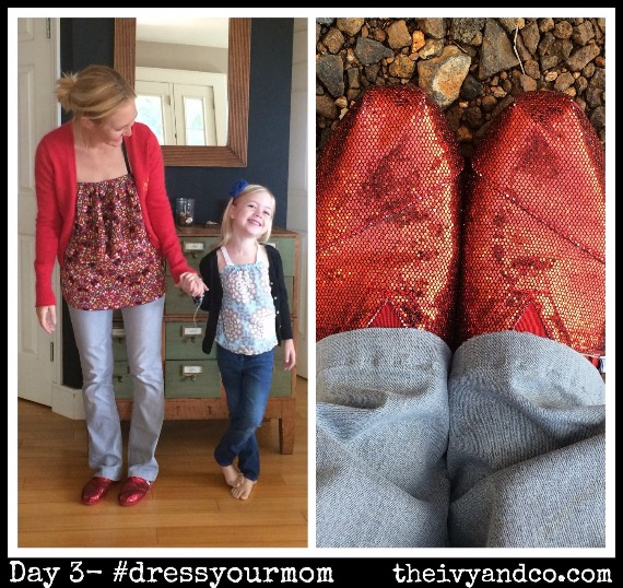 Dress your mom day 3