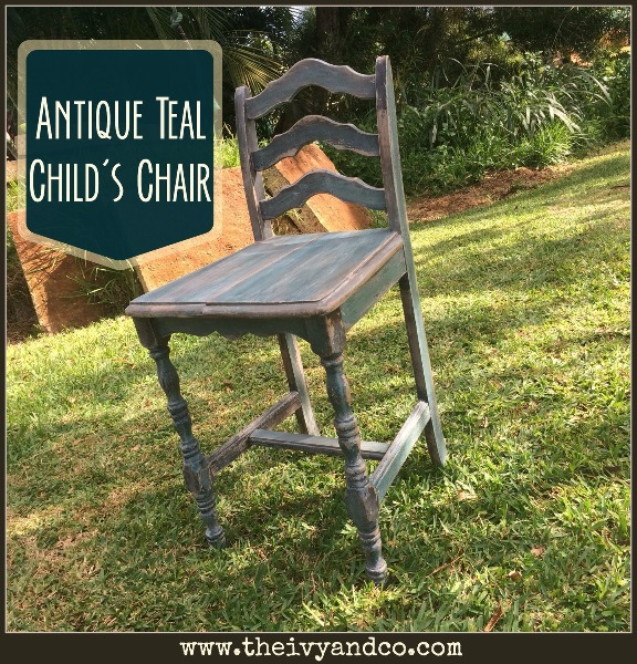 Antique child