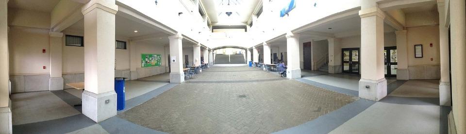 Akoakoa atrium interior