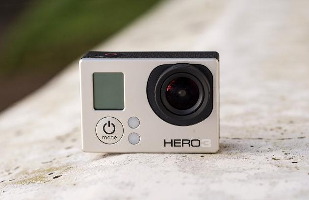 Hero 3 GoPro camera